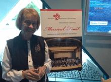 Ellie Tholen, Communication, PR Detroit Symphony Orchestra Volunteer Council